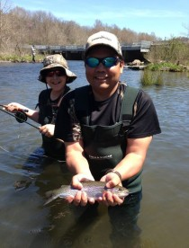 Fly Fish Oklahoma Guided Fishing Trips For Trout