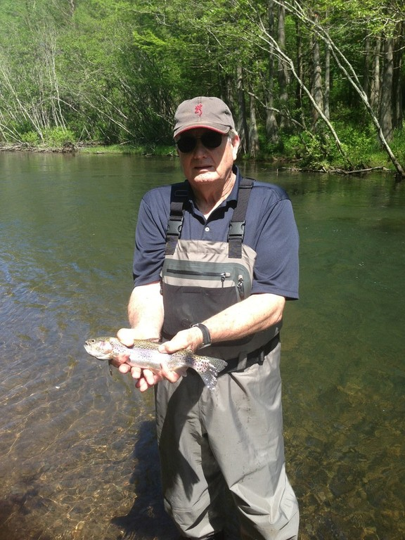 Fly fishing oklahoma for trout striper and bass for Fishing in oklahoma